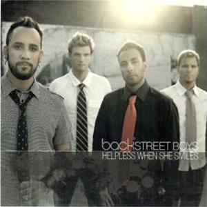 Téléchargement le album Backstreet Boys - Helpless When She Smiles