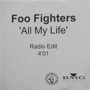 Téléchargement le album Foo Fighters - All My Life