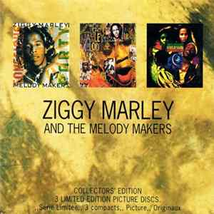Téléchargement le album Ziggy Marley And The Melody Makers - Collectors' Edition