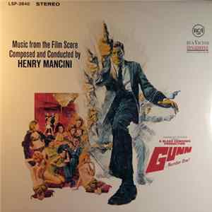 Téléchargement le album Henry Mancini - Gunn ...Number One!: Music From The Film Score